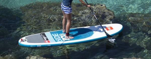 pagaie stand up paddle