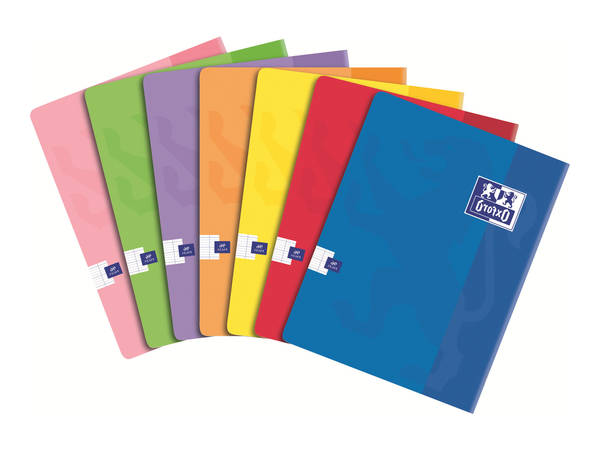 cahier 17x22 48 pages